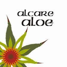 alcare aloe logo